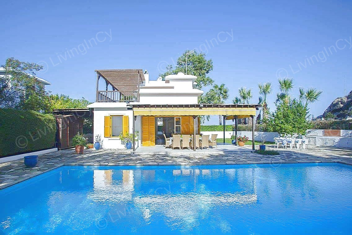 3 Bedroom Holiday House To Rent In Protaras Cyprus