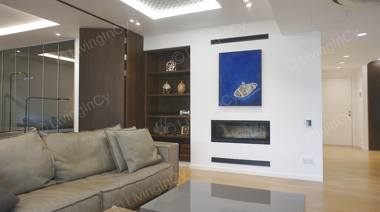 Luxury Apartment For Rent In Nicosia