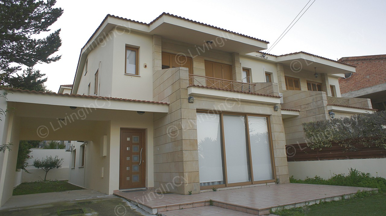 4 Bedroom House For Rent In Geri Nicosia
