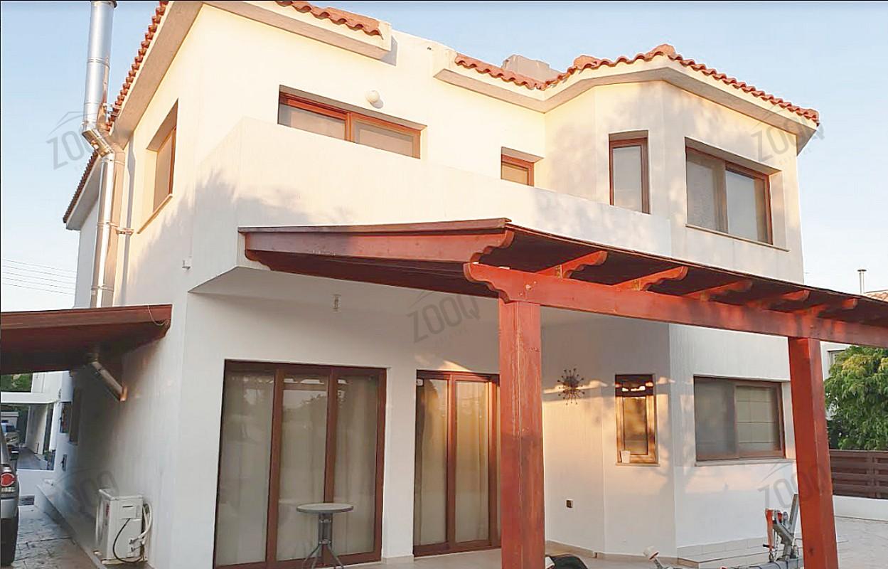 4 Bedroom House Rent Agia Varvara