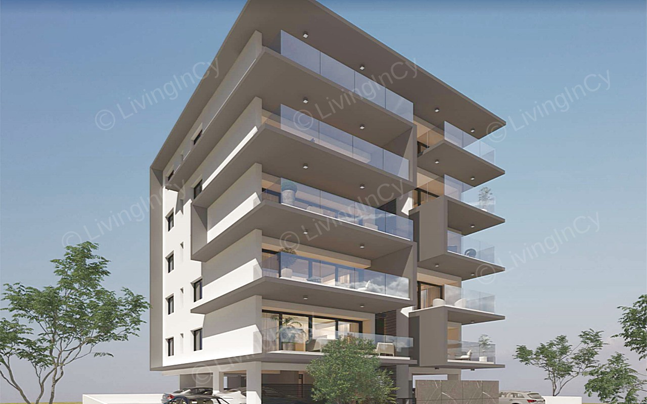 2 Bed Flat for Sale Nicosia City Center