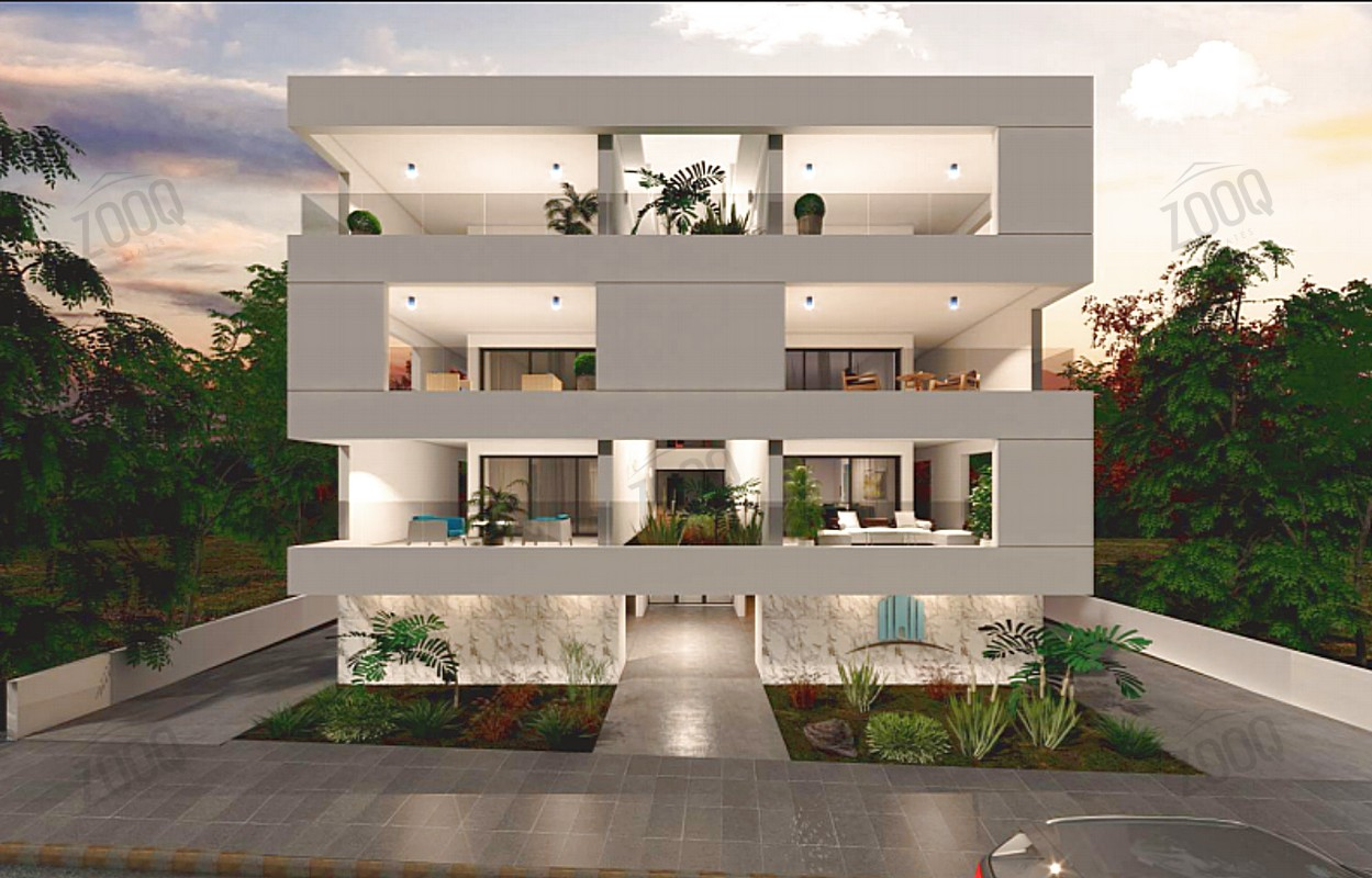 Luxury Apartment 3 Bed Sale Strovolos