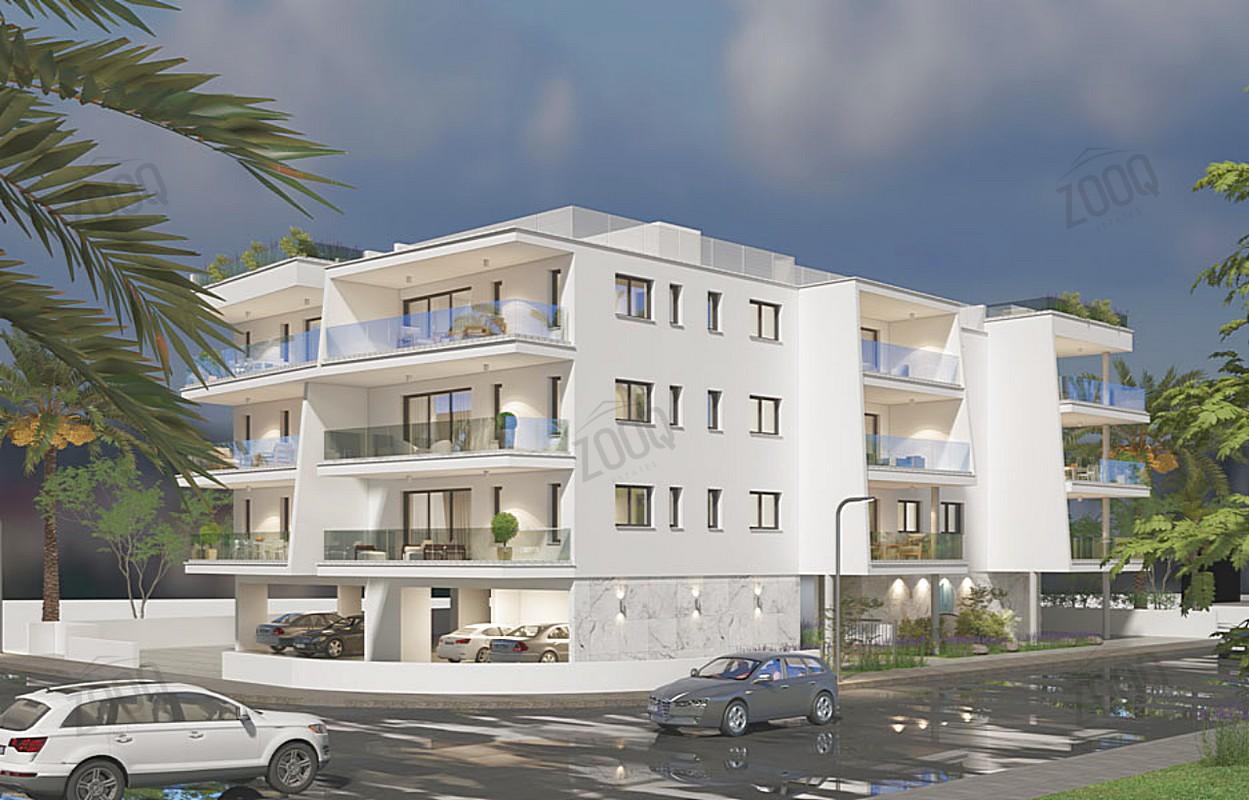 New 2 Bed Flat Sale Lakatamia Nicosia