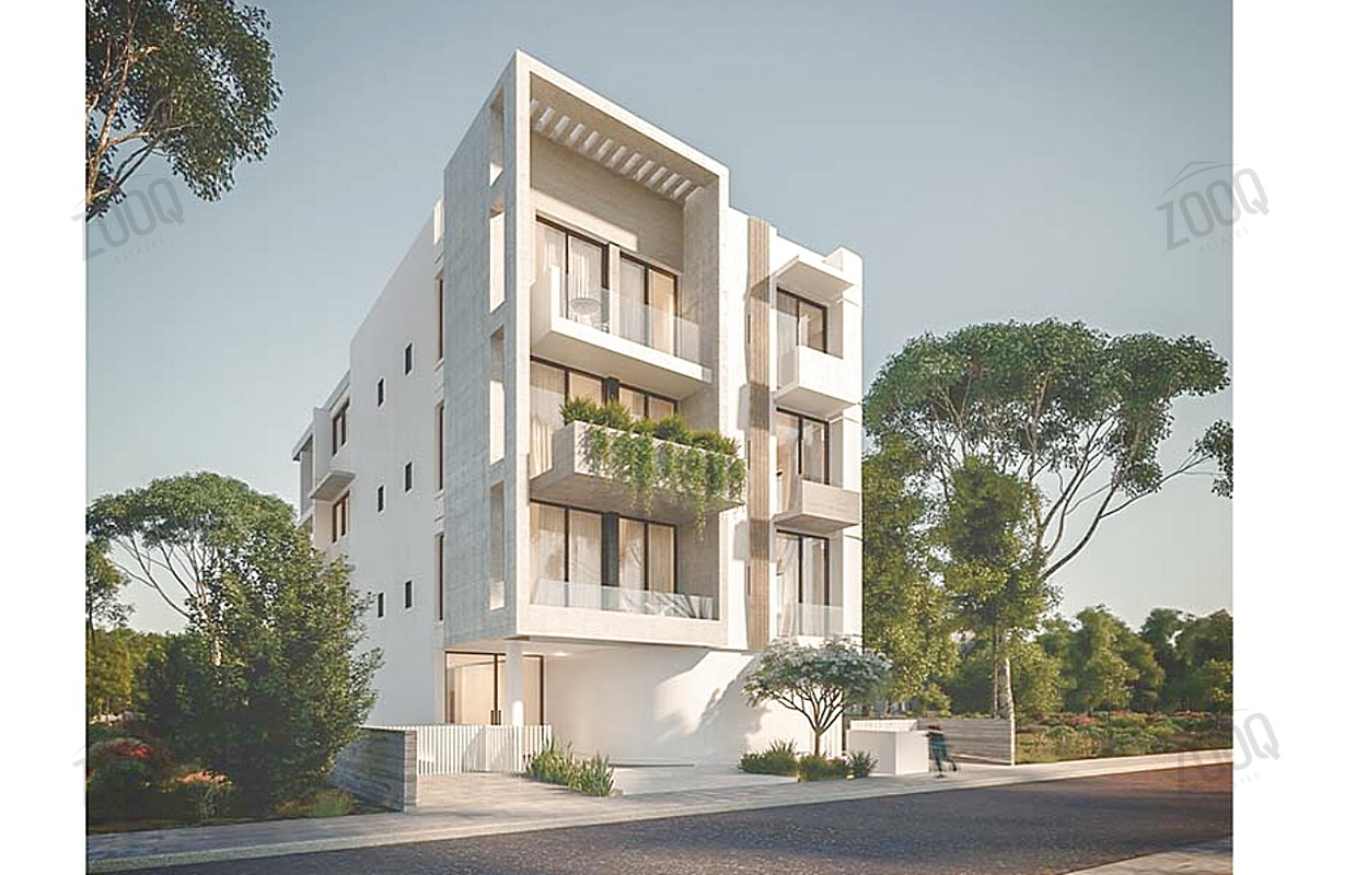 2 Bed Apartment Sale Strovolos