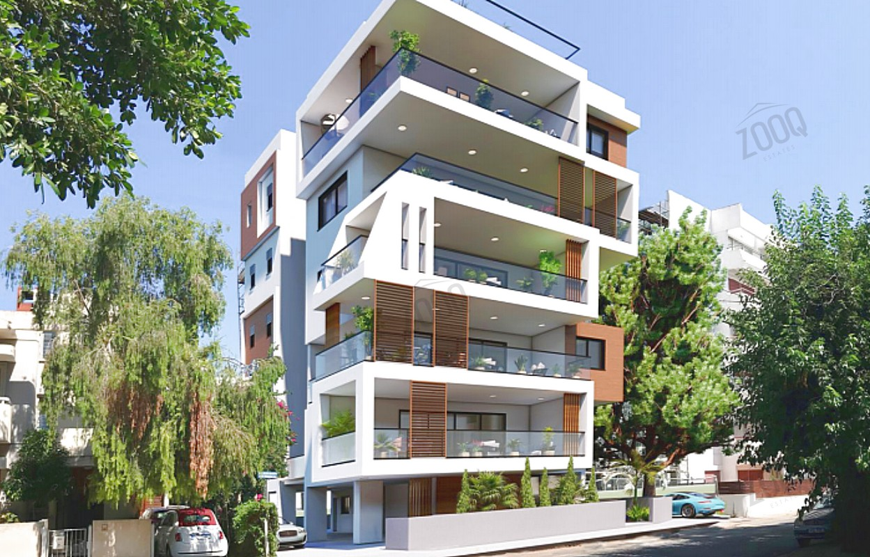 3 Bed Apartment For Sale Egkomi