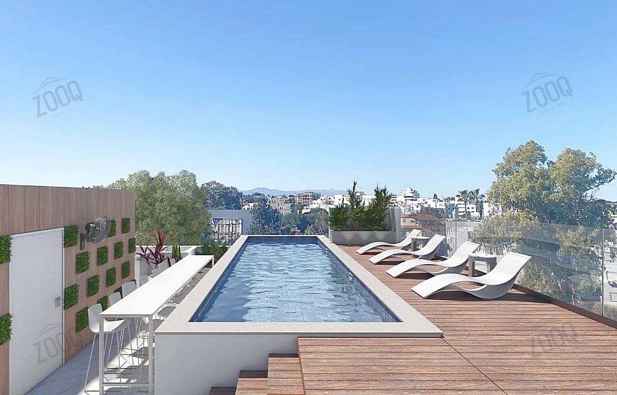 Penthouse 3 Bed Flat Sale Egkomi Nicosia