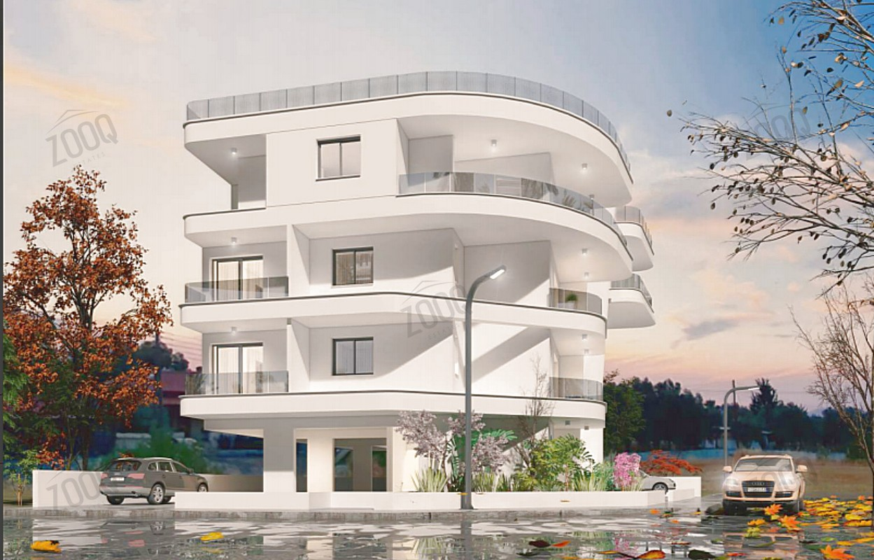 1 Bed Apartment Sale In Strovolos