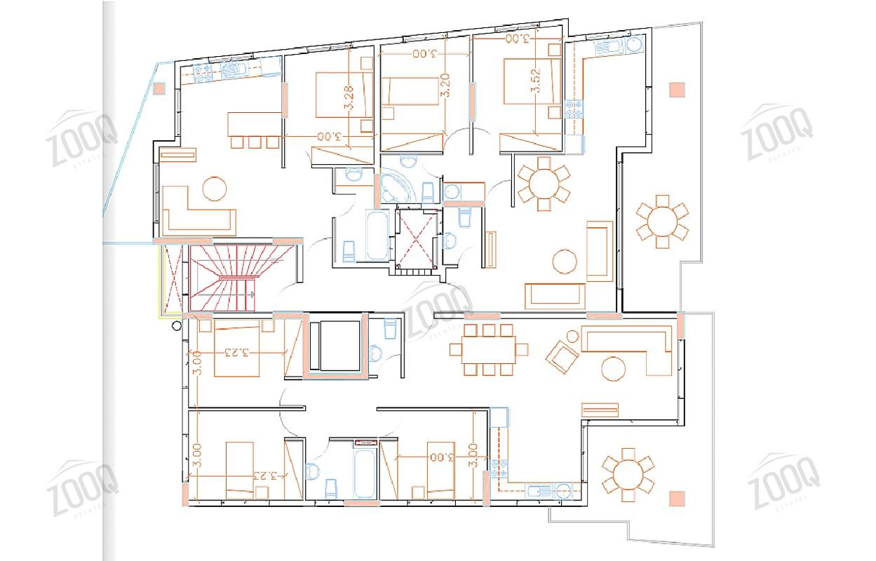 1st, 2nd Floor