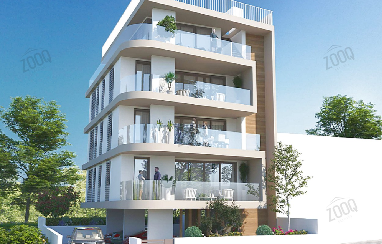 3 Bed Luxury Apartment Sale Strovolos