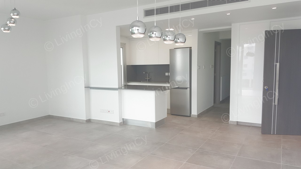 Brand New 2 Bedroom Flat Rent In Strovolos