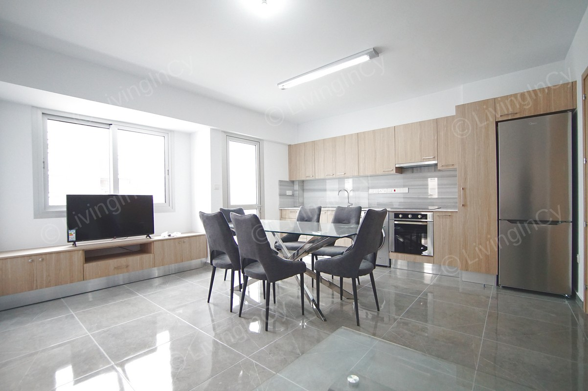 New Furnished 2 bed Flat For Rent In City Center
