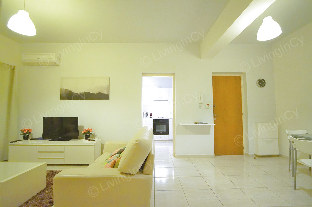 1 Bed For Rent Flat In Nicosia City Center