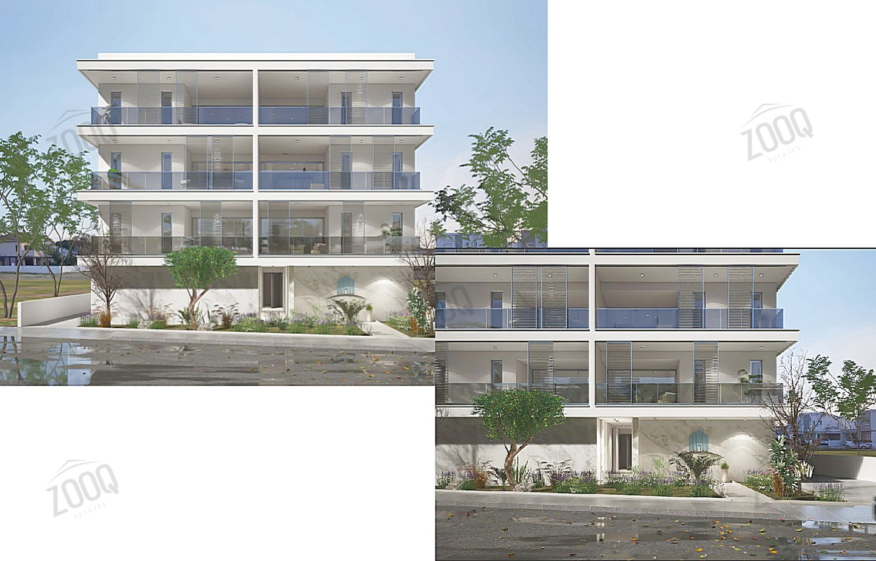 3 Bed Apartment For Sale In Latsia