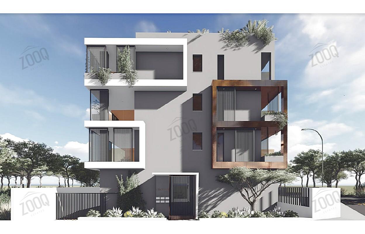 3 Bed Modern Apartment For Sale Aglantzia
