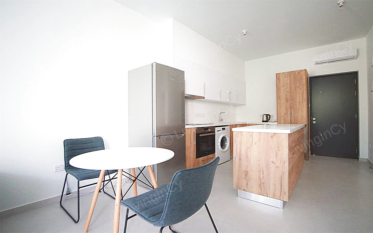 1 Bed Apartment For Rent In Engomi