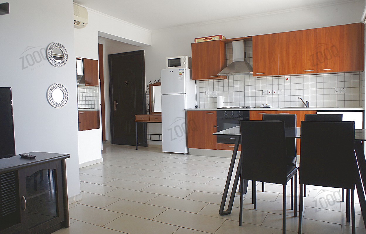 1 Bed Apartment For Rent In Lykabittos