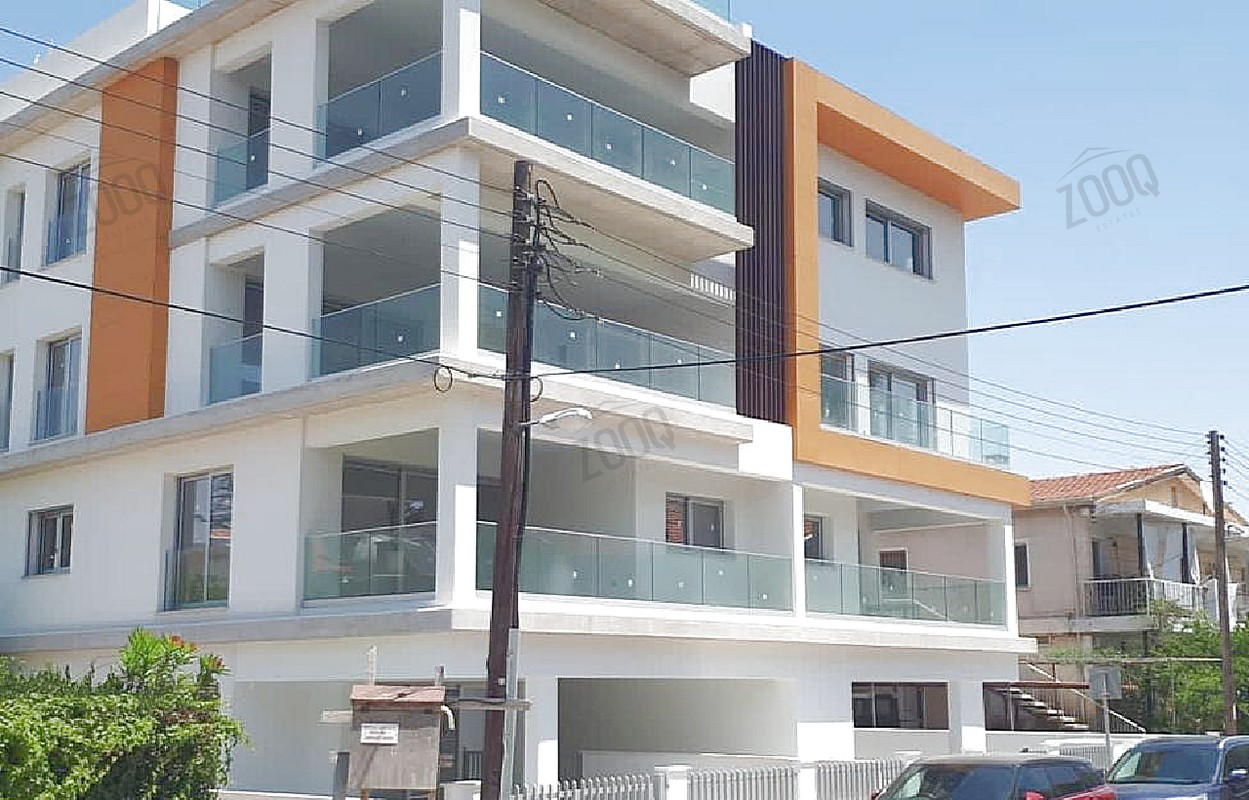 4 Bed Whole Floor Apartment For Sale In Agioi Omologites