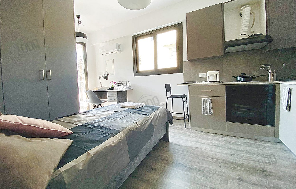 Studio For Rent In Engomi, Nicosia Cyprus