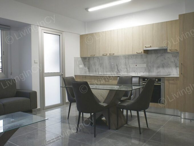 1 Bed Apartment For Rent In The City Centre, Nicosia Cyprus