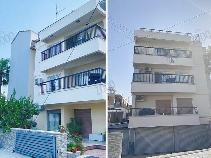 3 Bed Top Floor Apartment For Sale In Palouriotissa, Nicosia Cyprus