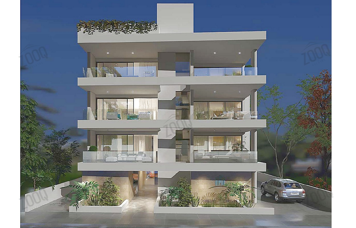 Two Bed Apartment For Sale In Acropoli, Nicosia Cyprus
