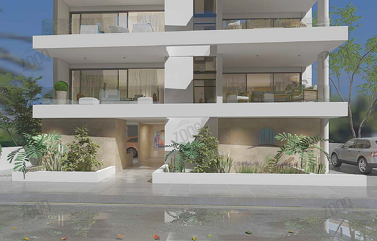 Three Bed Apartment For Sale In Acropoli, Nicosia Cyprus